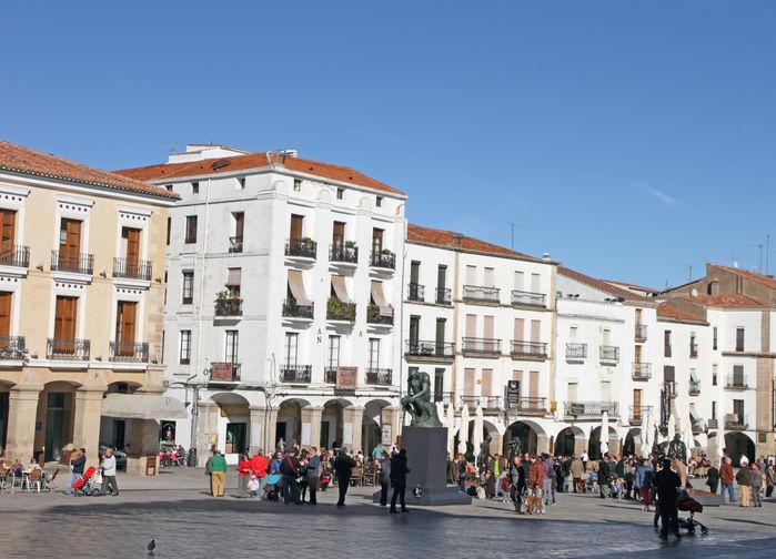 Plaza Mayor, Cáceres
