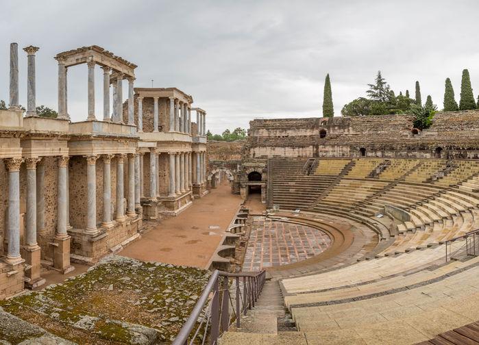 Amfiteater i Mérida