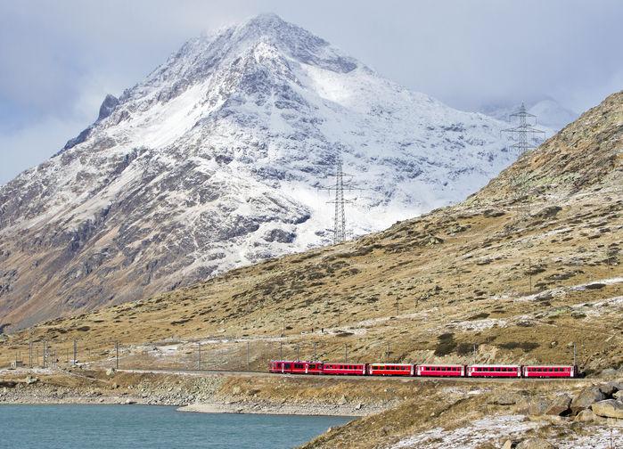Bernina glaciärexpress