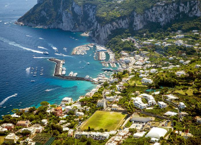 Capri hamn