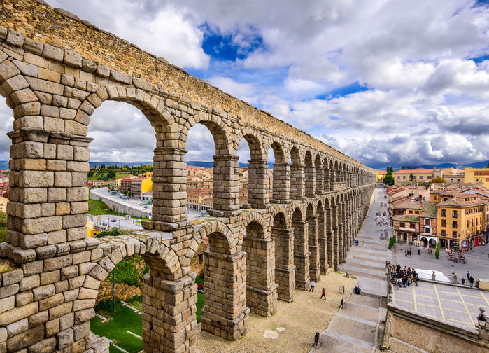 Akvedukten i Segovia